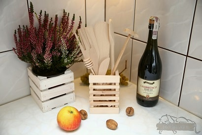 Drewniane Akcesoria Kuchenne